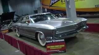2013 Muscle Car And Corvette Nationals: 1963 Buick Riviera Silver Arrow Concept Car Video V8TV