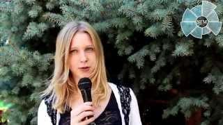 """Анна Опиц - о проекте """"Региональные Голоса за Демократию"""""""