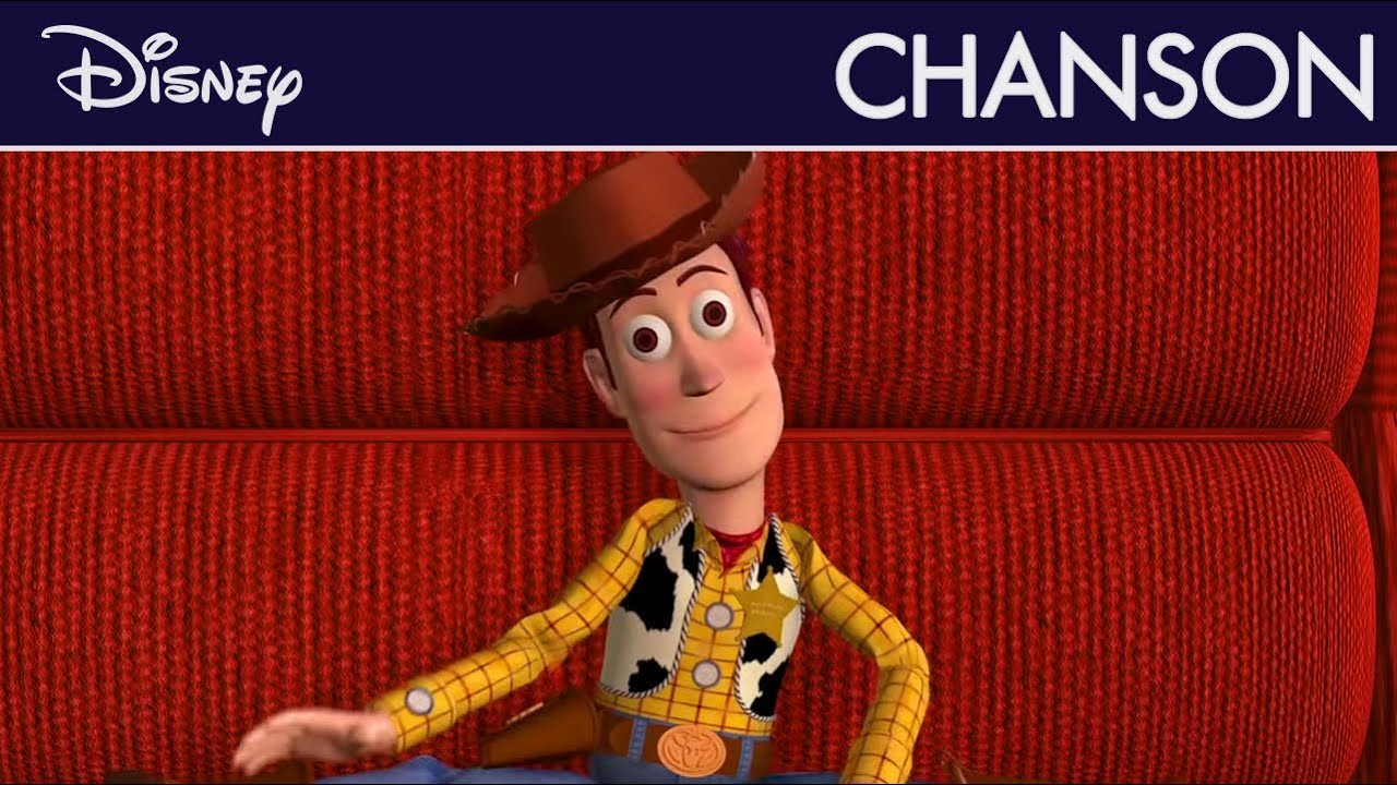 Toy Story Youve Got A Friend In Me French Version