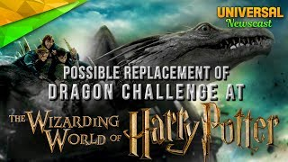 Possible Replacement of Dragon Challenge at Hogsmeade - Universal Studios News 07/19/2017