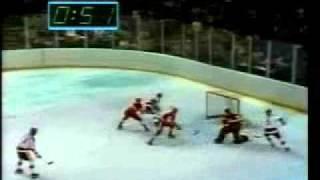 видео: Хоккей олимпиада 1980 СССР - США