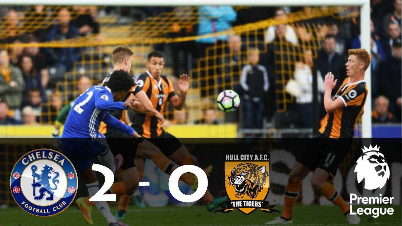 Download Chelsea vs Hull City 2 - 0 • Goals and Highlights Premier League