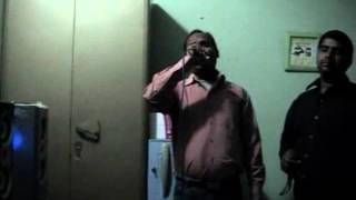 Mujhe peene ka shouk nahi karaoke Dr Y Malik