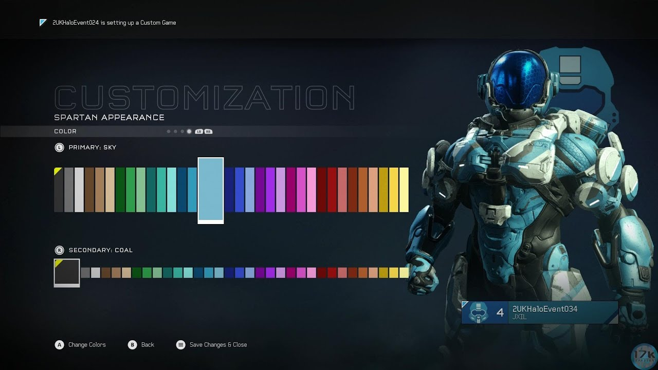 Halo 5 Guardians Multiplayer Customization and Spartan ...