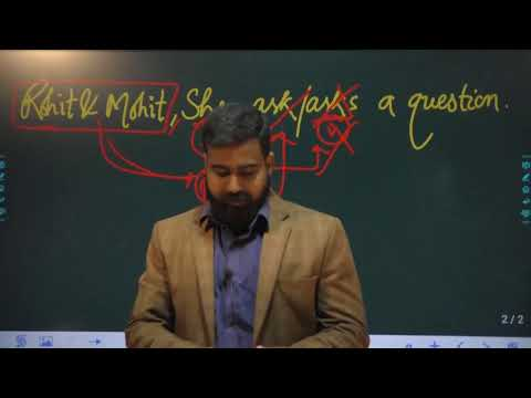Syntax (+2, Competitive) | Lecture - 01| By:- S.S. Mani