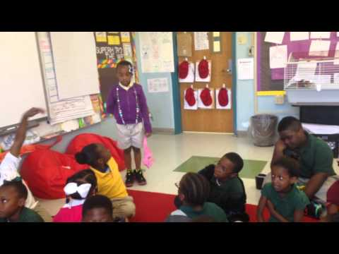 Elementary Read Aloud- Answering Character Motivation Questions