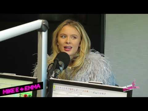 Zara Larsson Interview | Mike E and Emma, The Edge 96.1