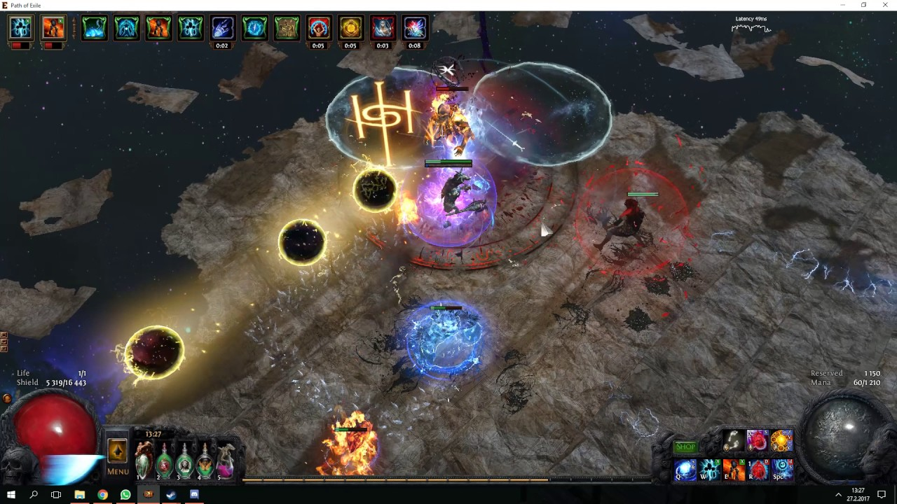 how to run path of exile in administrator