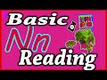 Basic Reading Na Ne Ni No Nu FIlipino