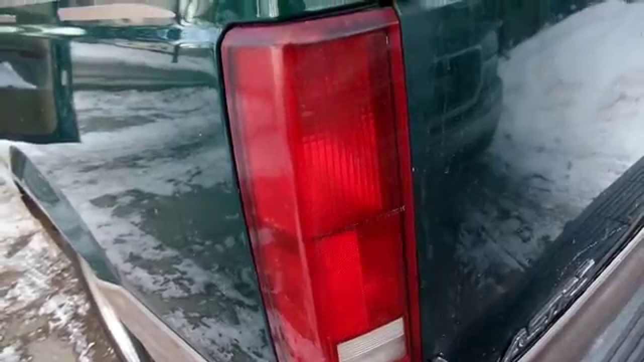 How To Check 2002 Chevy Astro Turn Signal Diagnosis And Repair
