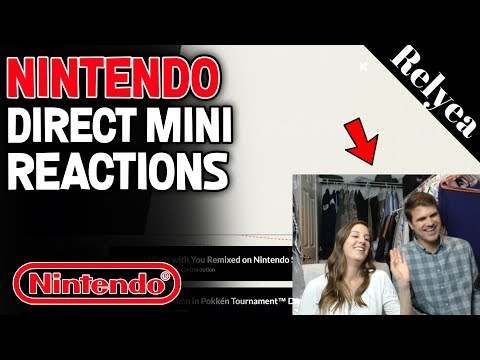 Nintendo Direct Mini Reactions From Casual and Hardcore Gamer