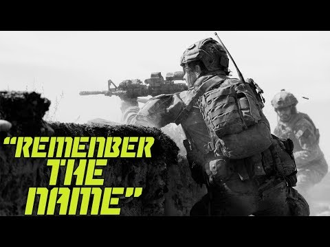 "Special Forces Tribute | ""Remember the Name"""