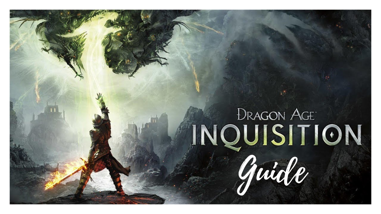Dragon Age Inquisition How To Get To The 3rd Floor Of Valammar Easy Guide Youtube