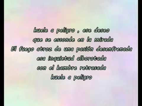 Huele a Peligro-Yahaira Plasencia(letra)