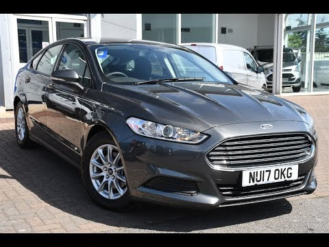 Used Ford Mondeo 1 5 Tdci Econetic Style 5dr Magnetic 2017