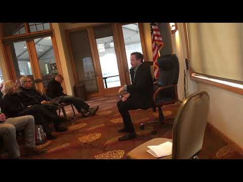 Aspen Business Luncheon with Josh Finkleman Feb 8 2018