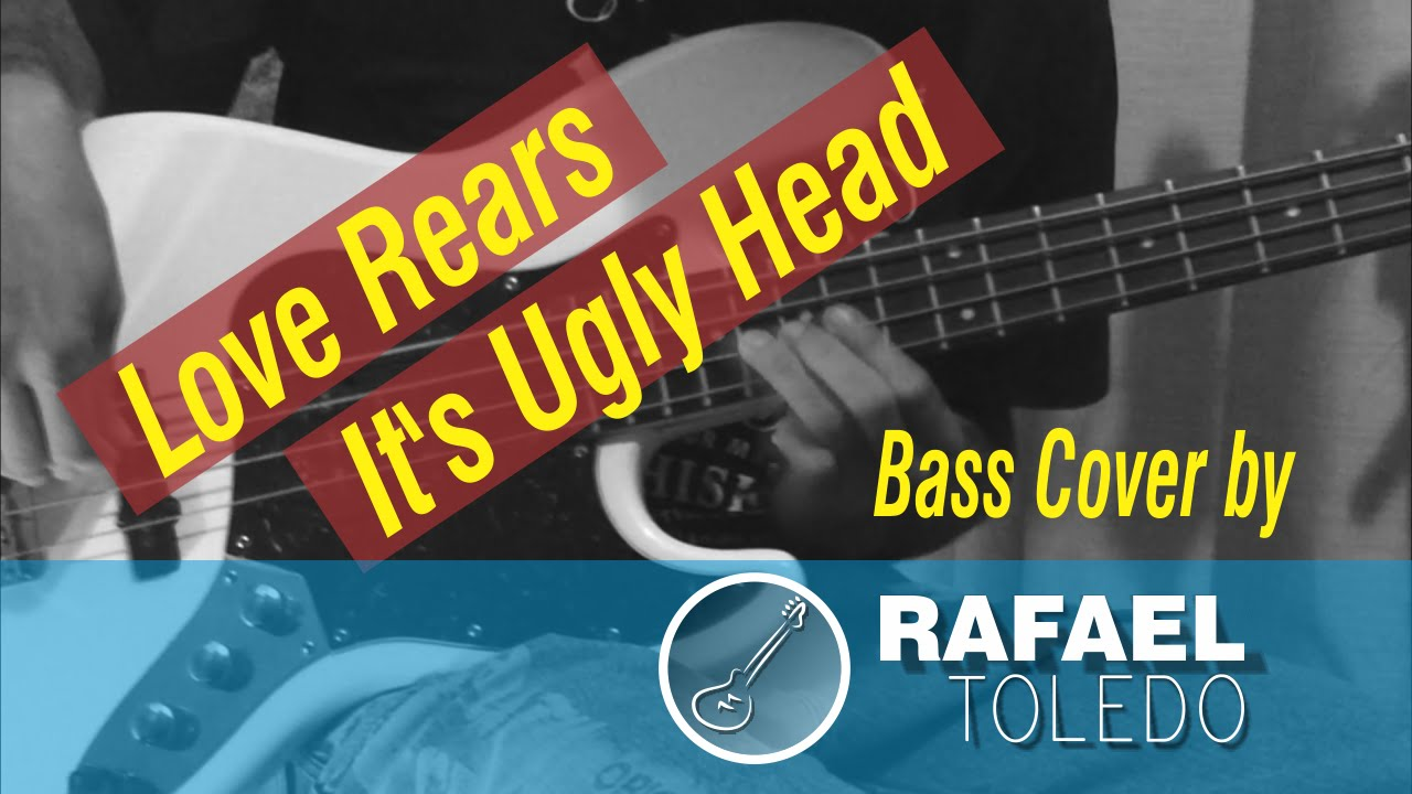 Download Living Colour - Love Rears It's Ugly Head - Bass Cover