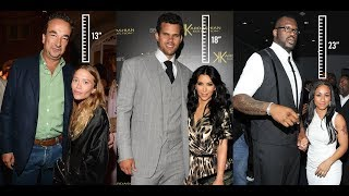 6 Celebrity Couples With a Major Height Difference