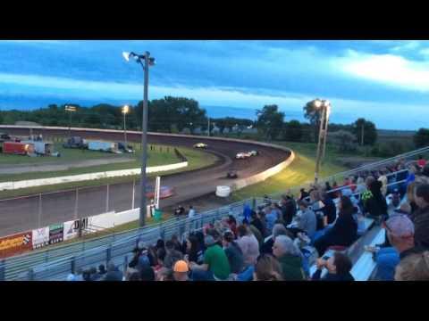 Fairmont Raceway Sportmod feature 5-27-17