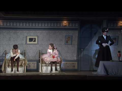 MARY POPPINS - Education Series, Part 10:  Being Jane and Michael Banks