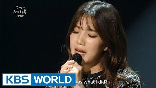Kim Nayoung - What If It Was Going [Yu Huiyeol's Sketchbook]