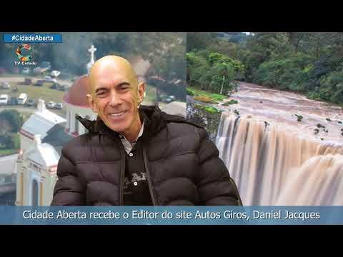 Editor do site Autos Giros Daniel Jacques