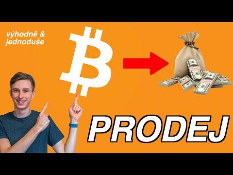 JAK PRODAT BITCOIN - co nejvýhodněji a nejpohodlněji - BTC a další kryptoměny // KRYPTO Mates