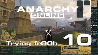 Anarchy Online 18.8 -  Trying fr00b 10 [ BioMare Revenge ]