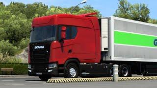 [ETS2 v1.41] Scania S Long Line v1.1 By Aryan
