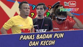 Demam World Cup | Lauk FC vs Avengers Malaychia I Liga MeleTOP I Nabil, Sherry, Hafizal Hamad