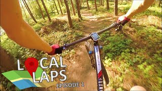 *MY FIRST YOUTUBE VIDEO* LOCAL LAPS - EP1