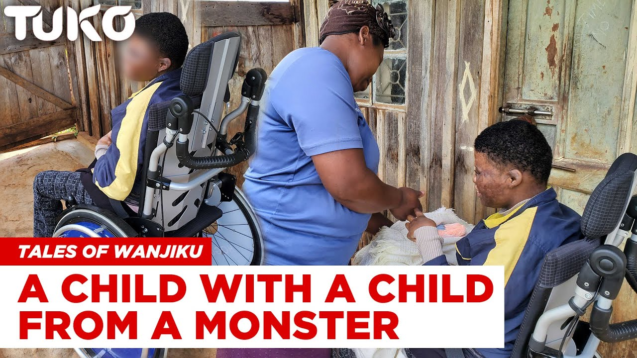 A child with a child from a monster. She carried a baby for nine months and had no idea | Tuko TV