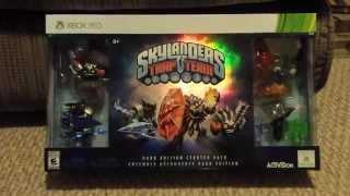 Skylanders Trap Team Dark Edition Starter Pack For Xbox 360 W Ultimate Kaos Trap Youtube