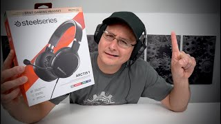 SteelSeries Arctis 1 Gaming Headset Detailed Review - Worth $50 Or Should You Just Get The 3's?