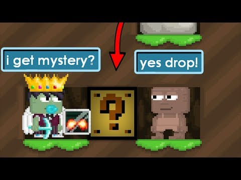 Growtopia | NEW MYSTERY SCAM FAIL!