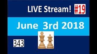 Chess to Impress LiveStream #19 on lichess.org