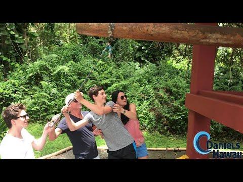 Familien Urlaub in Hawaii - deutsche Tour auf Oahu in Hawaii