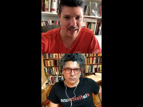 #BorgesPalooza: conversación sobre Borges entre Alberto Rojo y Daniel Mecca