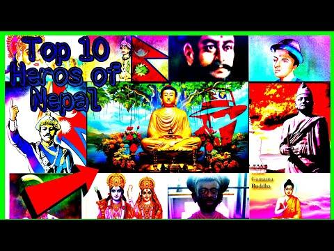 /// नेपालका १० राष्ट्रिय बिभुतिहरू/// Top 10 National Hero of Nepal \\\