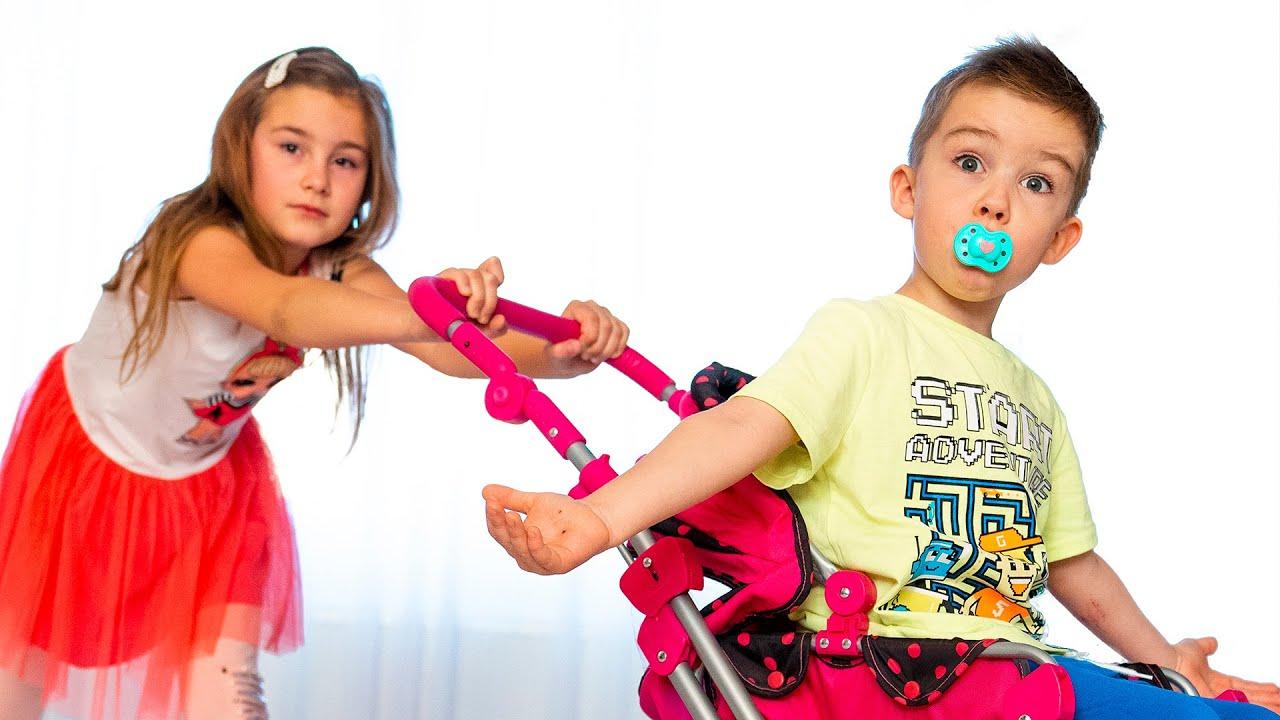 Мелисса и Артур - коллекция веселых видео для детей