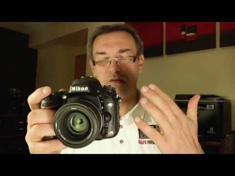 AF-Settings Nikon D600/D610/D7100/Df - Tutorial (English Version)