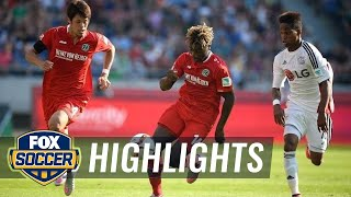 Video Gol Pertandingan Hannover 96 vs Bayer Leverkusen