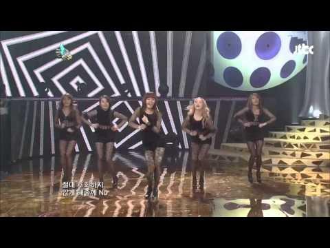 [Music on top] Wonder Girls(원더걸스) - Be my baby