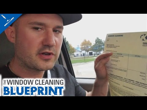 How to Create Work Orders And Invoices For Your Window Cleaning Business