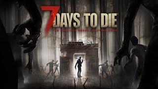 [FR] 7 Days To Die #2 - PVP Multi - Finalement Youtube c'est bien.