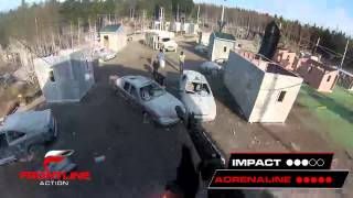 Frontline Action Outdoor Park Video
