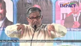 Thanikella Bharini gari talk  on Director Direction at IMPACT SEPT 2015