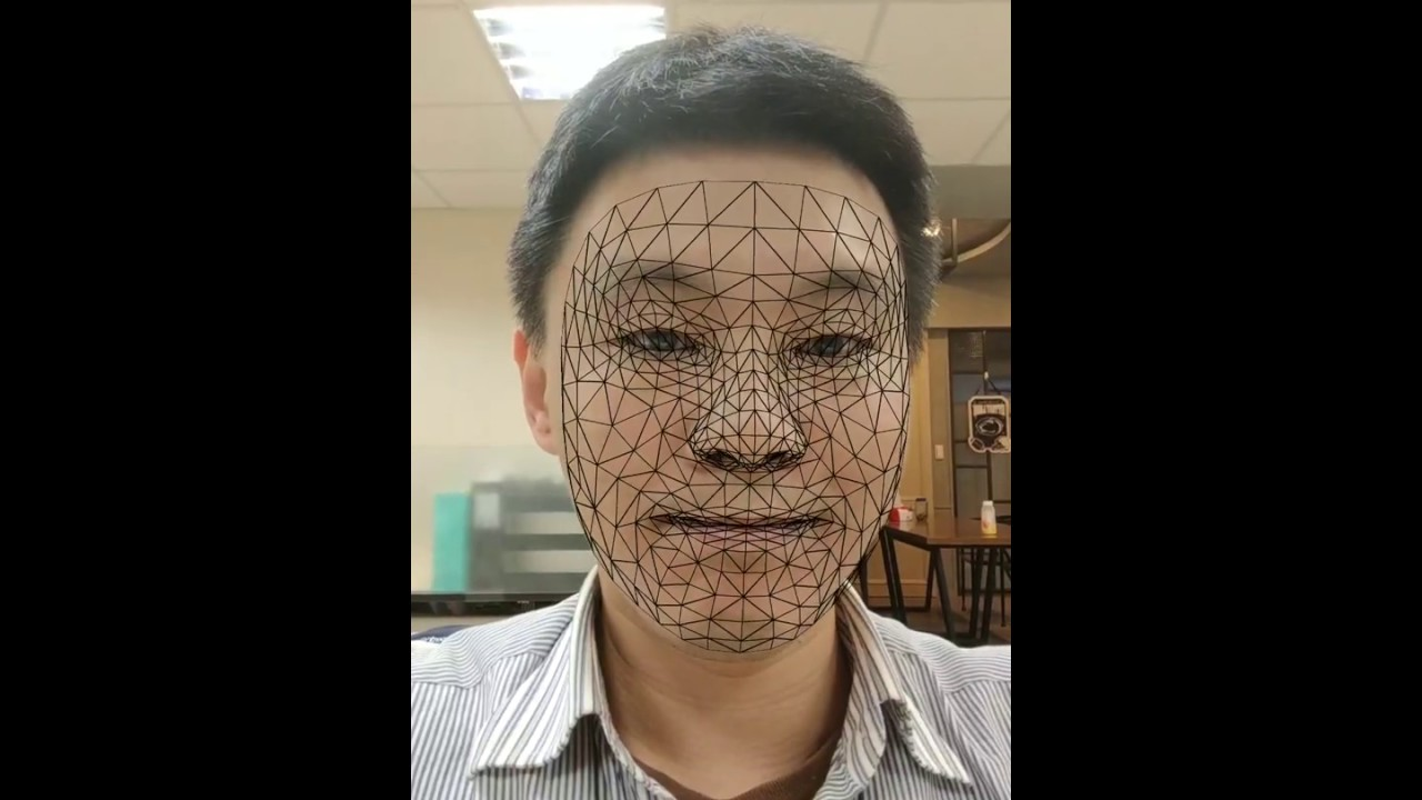 ARCore 1 7 Augmented Face