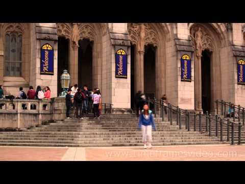 UNIVERSITY OF WASHINGTON - UW - A Campus in Motion: Hyperlapse Video