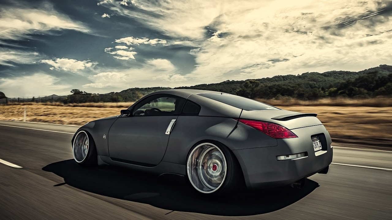Nissan 350z The New Tuning Compilation Youtube